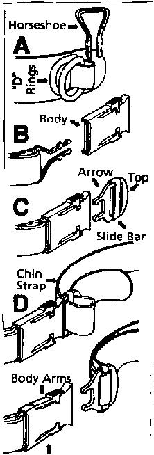 Installation Instructions for the Slide Bar Arrow