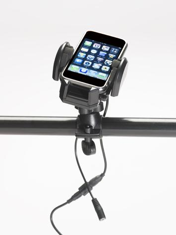 Handlebar Phone Holder and Charger